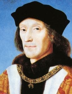 King Henry VII's Foreign Policy