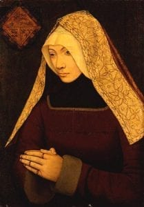 Young Margaret Beaufort