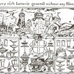 The First Lottery in Elizabethan England