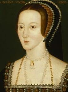 Henry VIII Six wives - Anne Boleyn