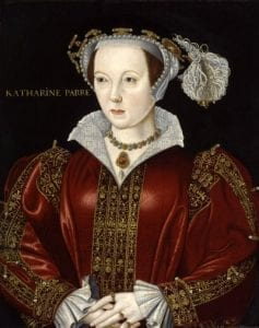 Six Wives Henry VIII - Katherine Parr