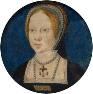 Princess Mary Tudor