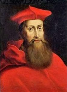 Tudor Archbishops of Canterbury - Reginald Pole